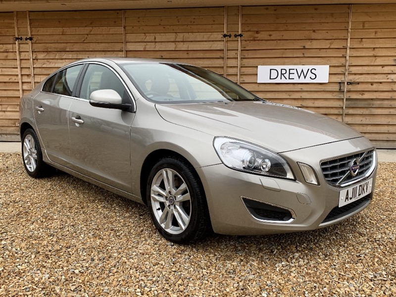 Used Volvo S60 D5 SE LUX £5K Factory Options Great Spec in Berkshire