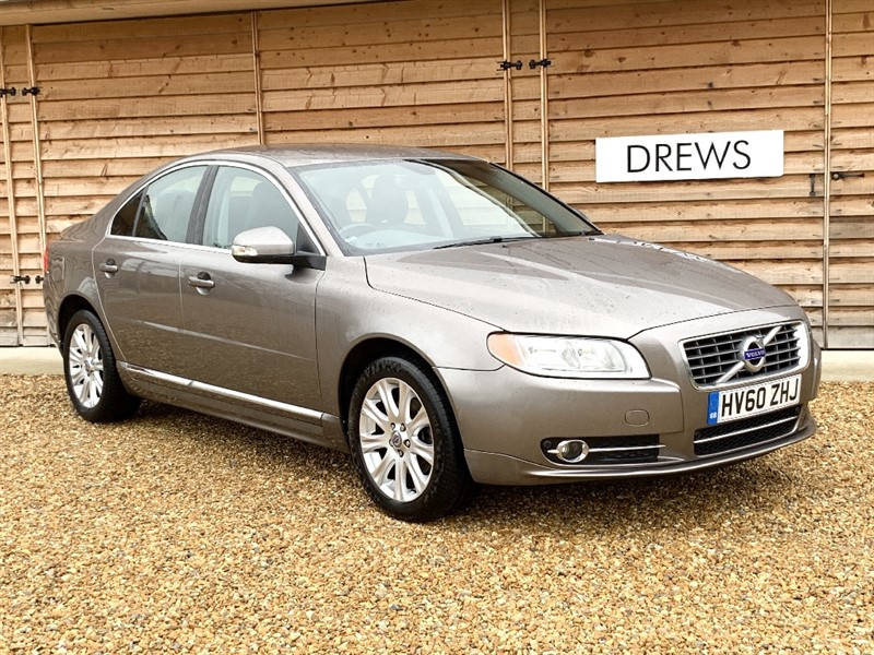 Used Volvo S80 D DRIVE SE Full Leather Just Serviced New MOT in Berkshire