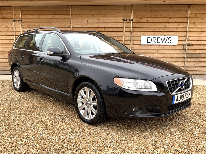 Used Volvo V70 D5 SE Auto Fantastic Condition Inside And Out in Berkshire