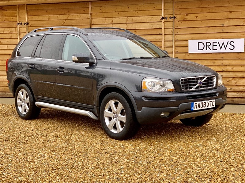 Used Volvo XC90 D5 S AWD One Owner With Volvo S/History in Berkshire