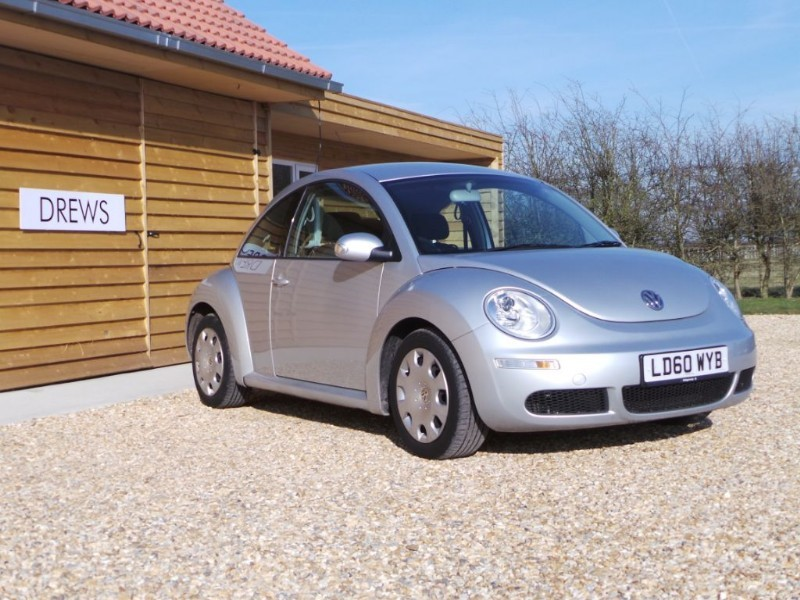 Used VW Beetle TDI 50 MPG Combined FSH in Berkshire