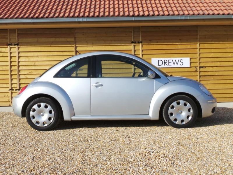 Used VW Beetle TDI 50 MPG Combined FSH in Berkshire