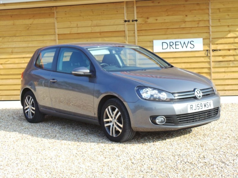 Used VW Golf SE TDI 140 One Owner FVWSH Cambelt Replaced in Berkshire