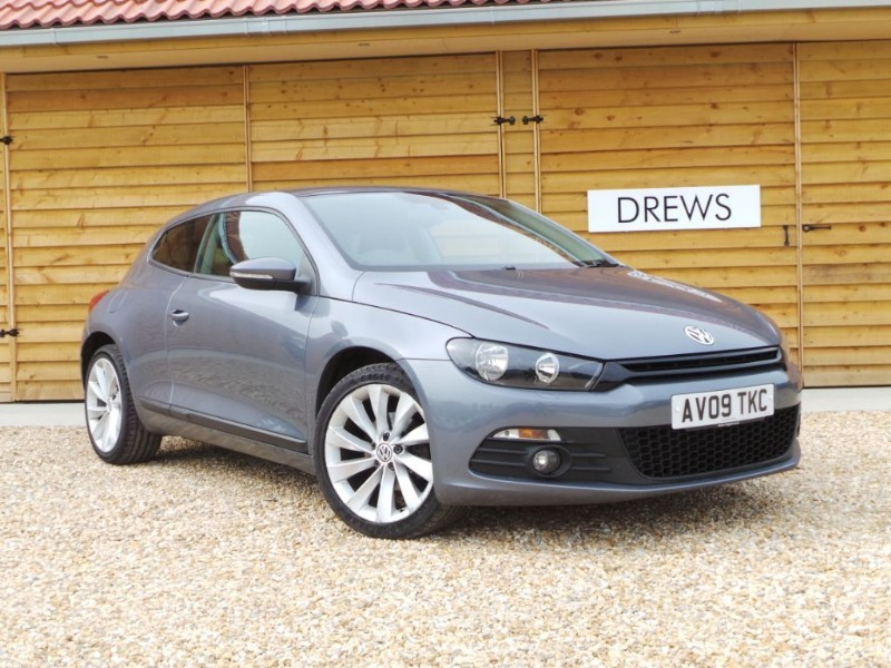 Used VW Scirocco GT TDI 140 FSH Heated Seats in Berkshire