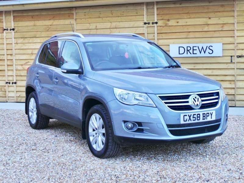 Used VW Tiguan SE TDI 4WD Great Condition  in Berkshire