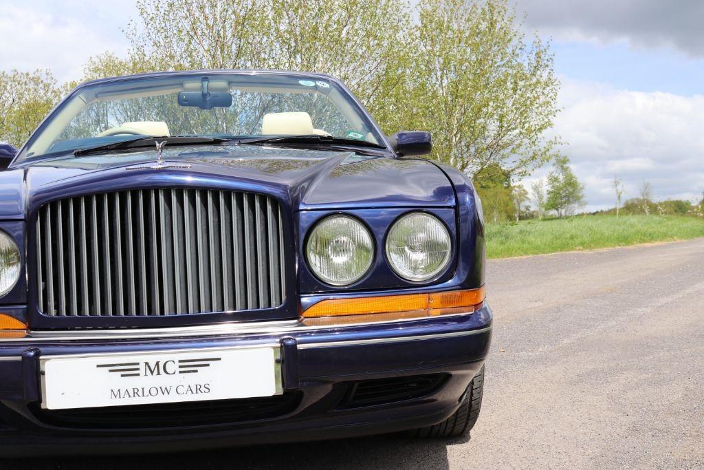 Used PEACOCK Blue Bentley Azure For Sale   Buckinghamshire