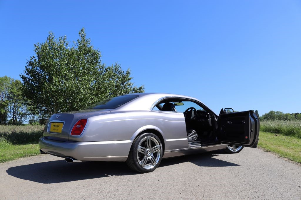 bentley for stock example brooklands automatic pristine sale