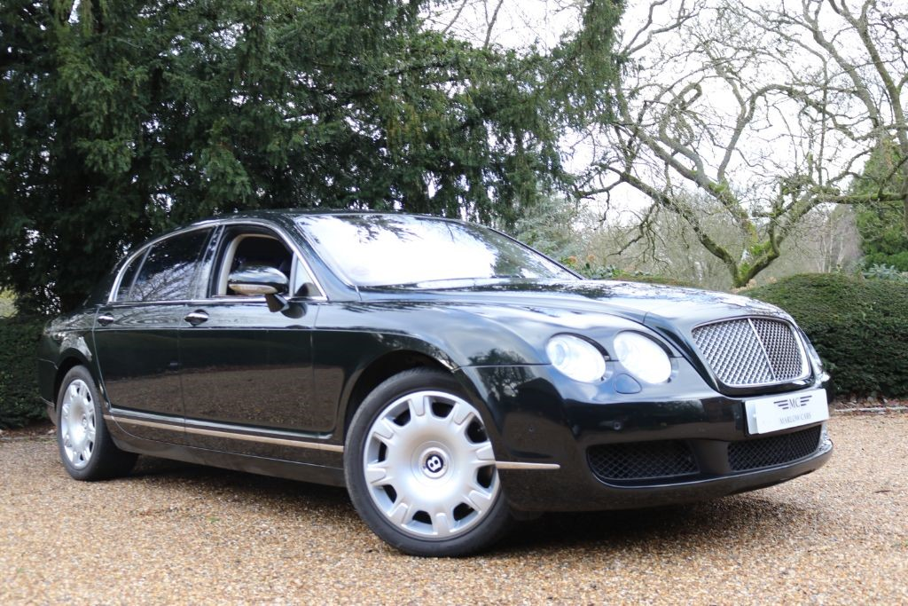 informations bentley makes articles photos continental flying spur for sale