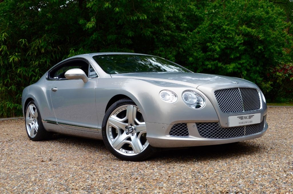 used extreme silver bentley continental gt for sale buckinghamshire. Black Bedroom Furniture Sets. Home Design Ideas