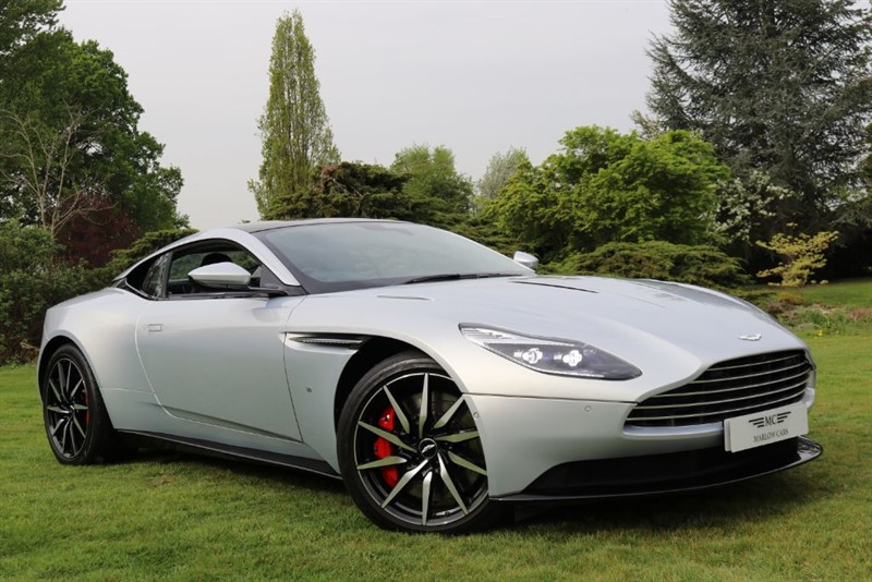 used Aston Martin DB11 V12 in marlow-buckinghamshire