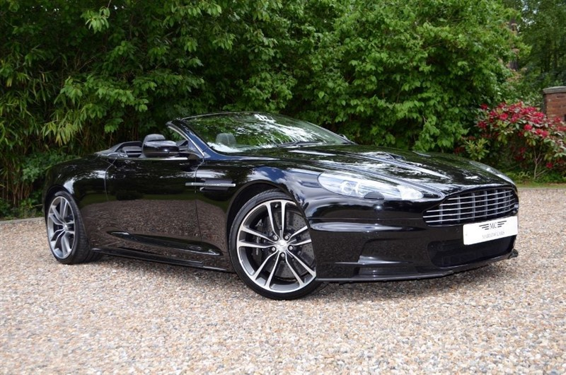 used Aston Martin DBS V12 VOLANTE in marlow-buckinghamshire