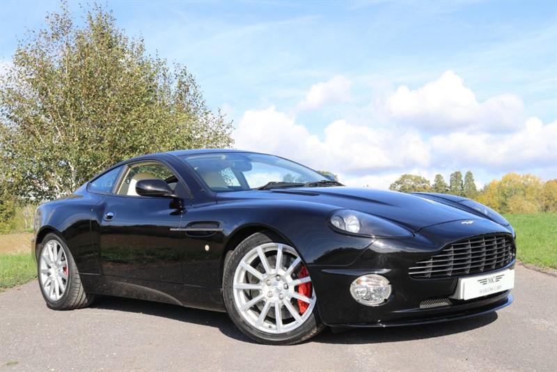 used Aston Martin Vanquish  S in marlow-buckinghamshire