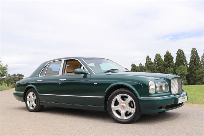 used Bentley Arnage V8 RED LABEL LOOK in marlow-buckinghamshire