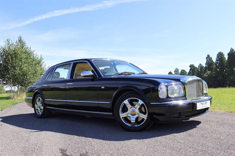 used Bentley Arnage RL in marlow-buckinghamshire