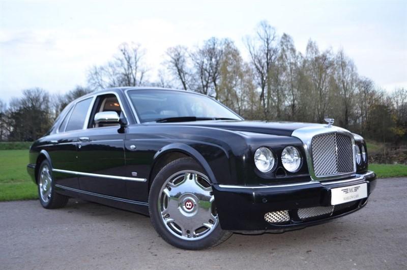 used Bentley Arnage R mulliner in marlow-buckinghamshire
