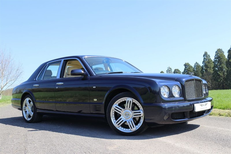 used Bentley Arnage T FINAL SERIES in marlow-buckinghamshire