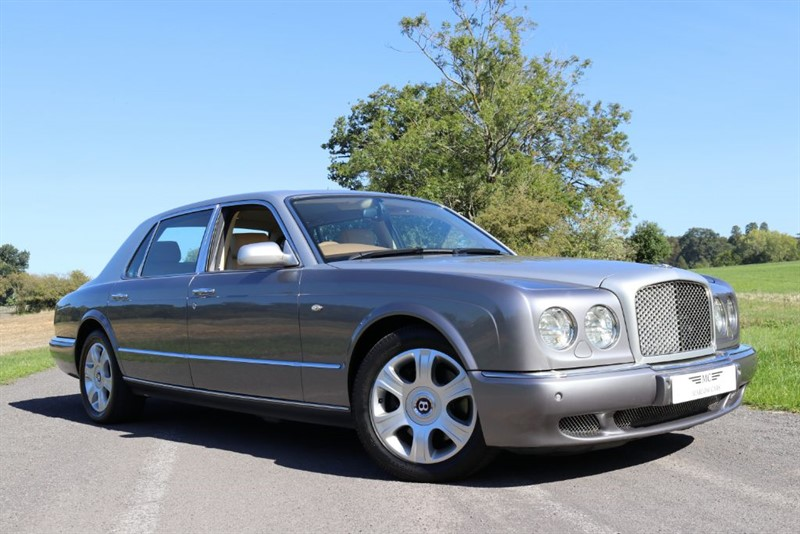 used Bentley Arnage RL in marlow-buckinghamshire