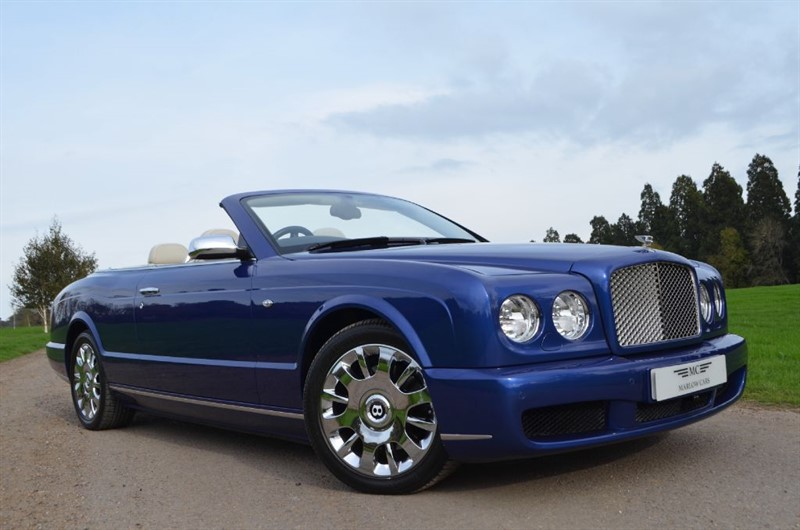 used moroccan blue metalic bentley azure for sale buckinghamshire. Black Bedroom Furniture Sets. Home Design Ideas