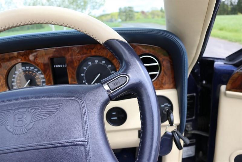 Used PEACOCK Blue Bentley Azure For Sale | Buckinghamshire