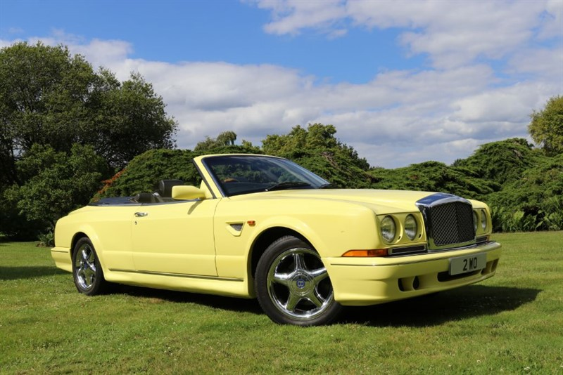 used Bentley Azure T Mulliner Wide Body in marlow-buckinghamshire