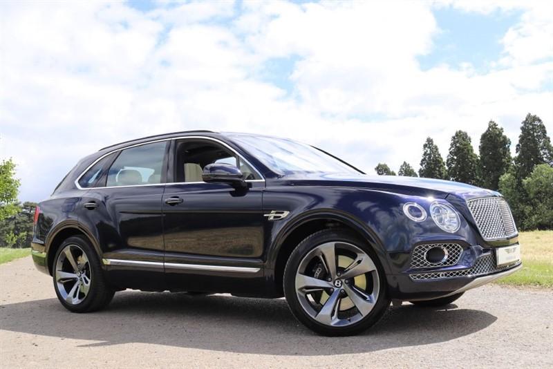 used Bentley Bentayga W12 in marlow-buckinghamshire