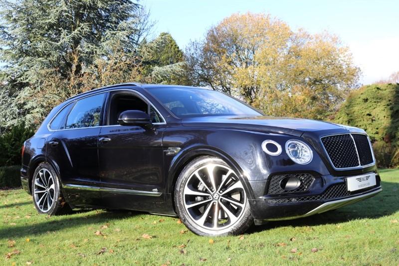 used Bentley Bentayga Venture V8 D in marlow-buckinghamshire