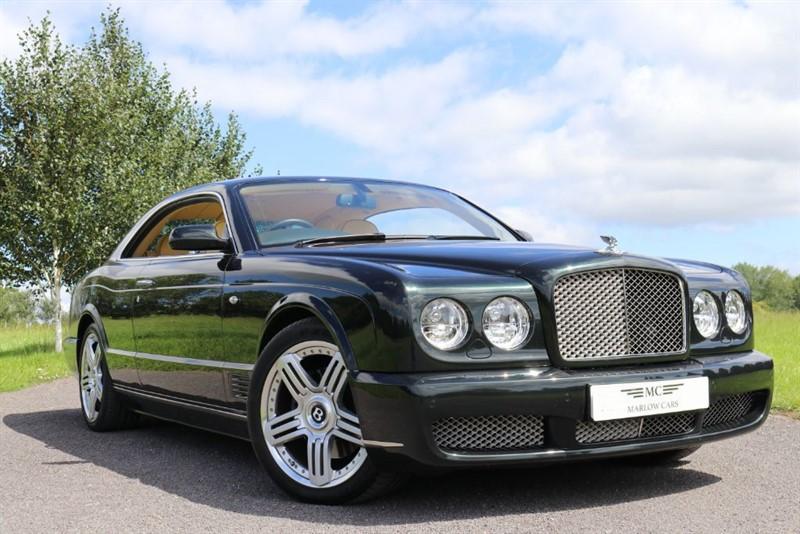 used Bentley Brooklands AUTO in marlow-buckinghamshire