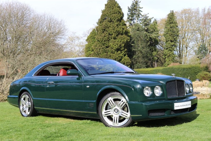 used Bentley Brooklands AUTO in marlow-buckinghamshire