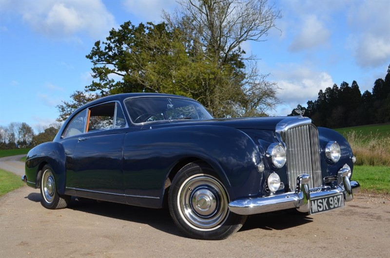 used Bentley Continental S1 fastback in marlow-buckinghamshire