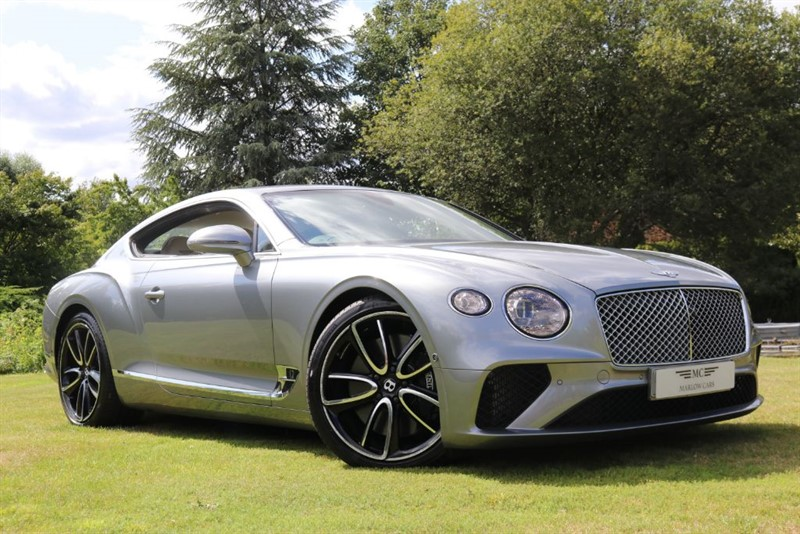 used Bentley Continental GT mulliner in marlow-buckinghamshire
