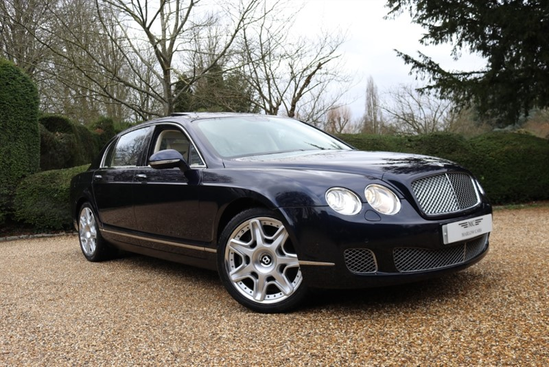 used Bentley Continental Flying Spur Mulliner w12 in marlow-buckinghamshire