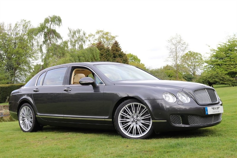 used Bentley Continental Flying Spur SPEED in marlow-buckinghamshire