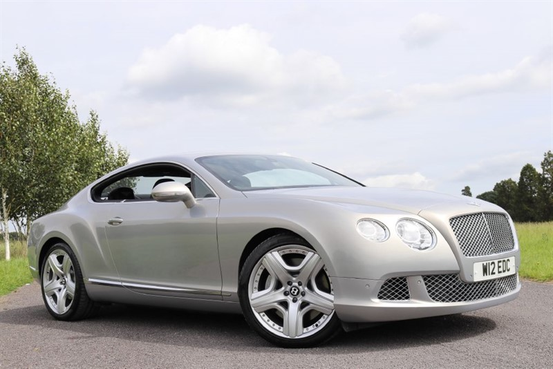 used Bentley Continental GT Mulliner W12 in marlow-buckinghamshire