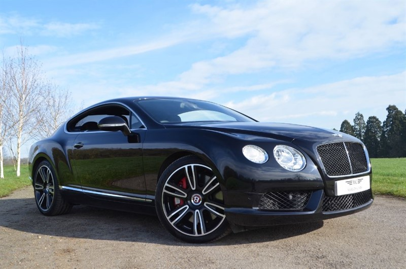 used Bentley Continental GT V8 Mulliner in marlow-buckinghamshire