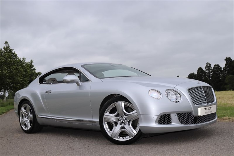 used Bentley Continental GT MDS in marlow-buckinghamshire