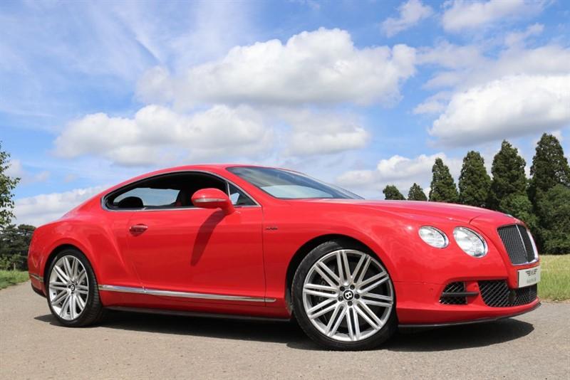 used Bentley Continental SPEED in marlow-buckinghamshire