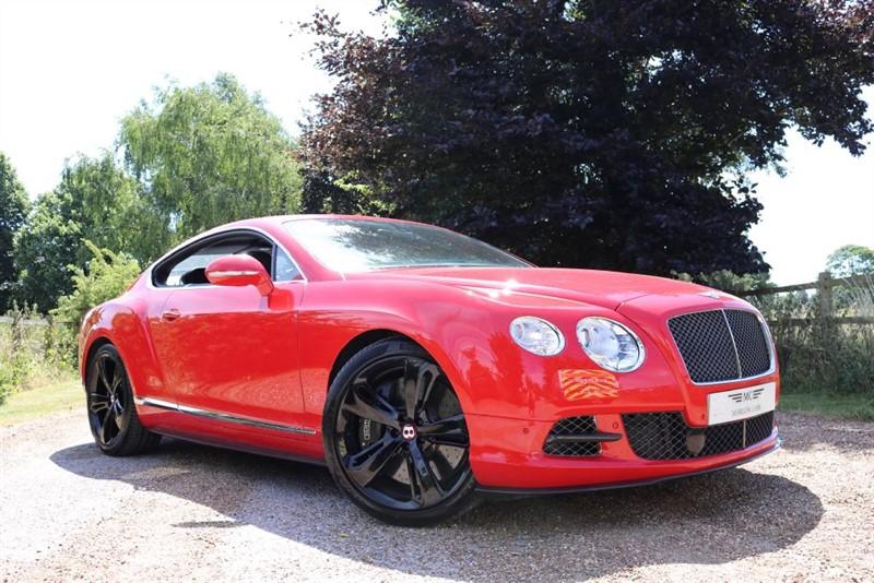 used Bentley Continental GT SPEED in marlow-buckinghamshire