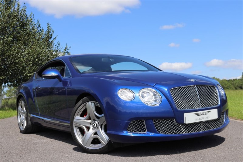 used Bentley Continental GT  W12 Mulliner in marlow-buckinghamshire