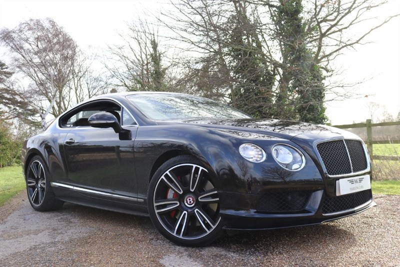 used Bentley Continental GT V8S in marlow-buckinghamshire