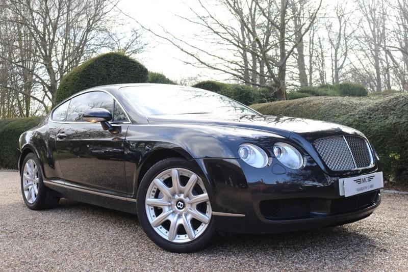 used Bentley Continental GT  in marlow-buckinghamshire