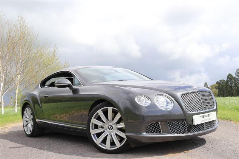 used Bentley Continental GT W12 in marlow-buckinghamshire