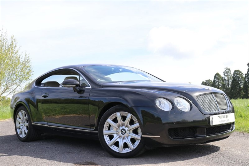 used Bentley Continental GT  in marlow-buckinghamshire