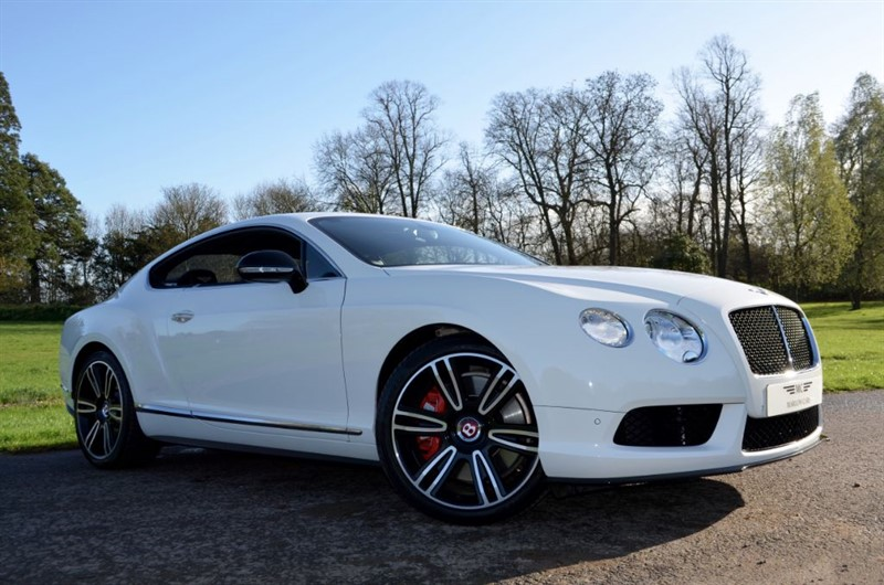 used Bentley Continental GT V8 S LOOK! in marlow-buckinghamshire