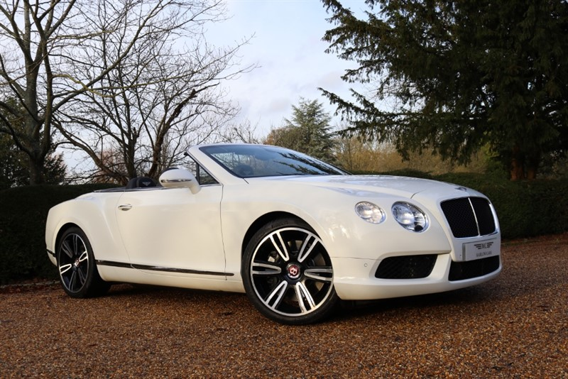 used Bentley Continental GTC V8  MDS in marlow-buckinghamshire