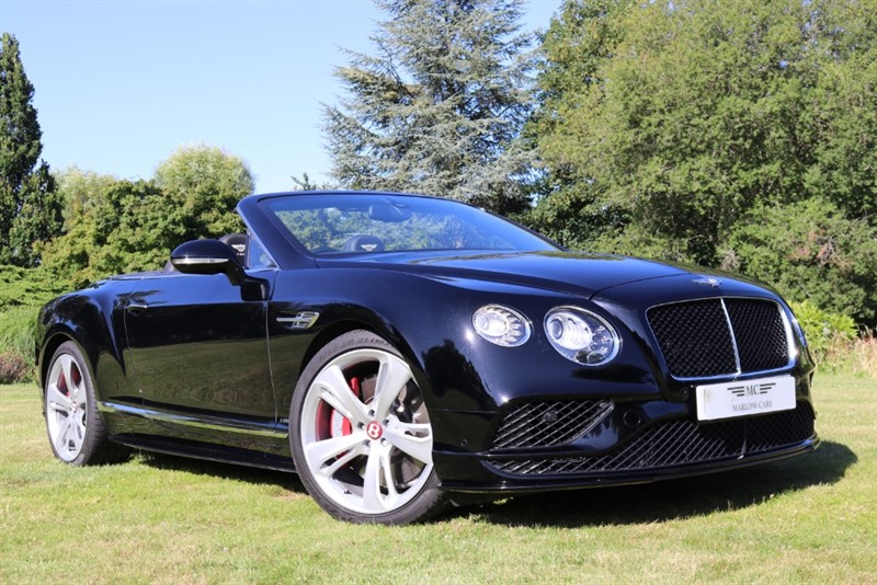 used Bentley Continental GTC V8 S MDS Premier in marlow-buckinghamshire