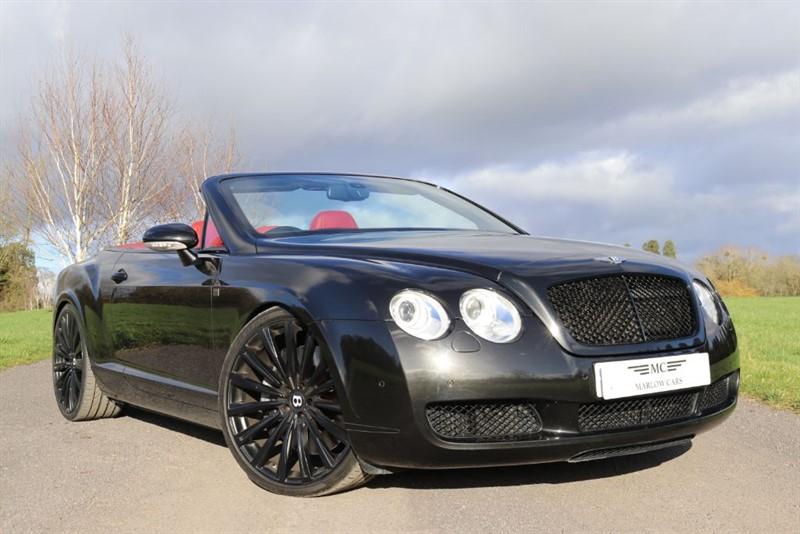 used Bentley Continental GTC Supersport look in marlow-buckinghamshire