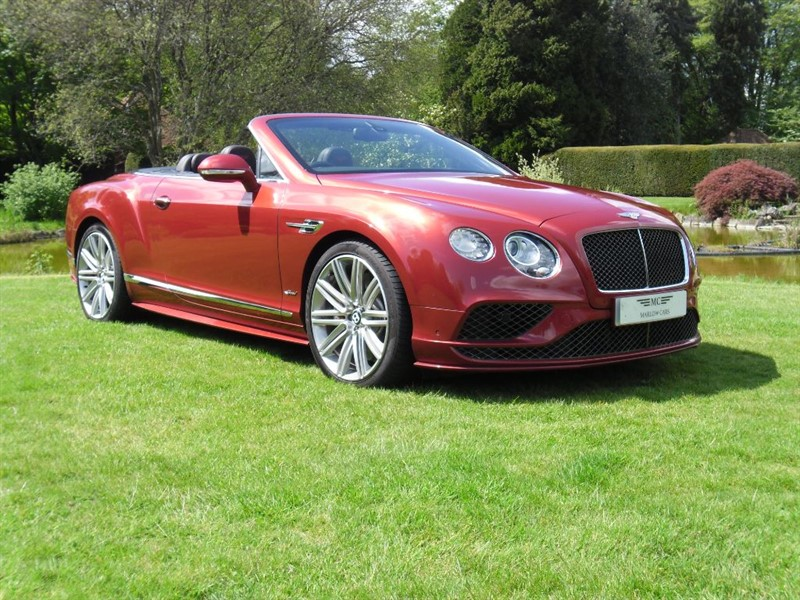 used Bentley Continental GTC SPEED in marlow-buckinghamshire