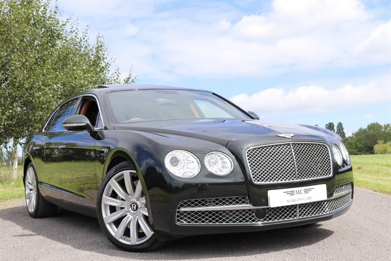 used Bentley Flying Spur MULLINER  in marlow-buckinghamshire