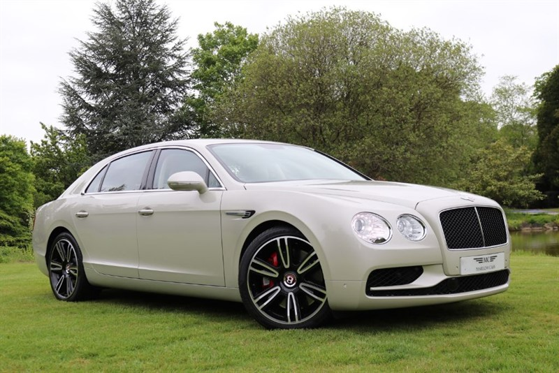 used Bentley Flying Spur V8 S in marlow-buckinghamshire