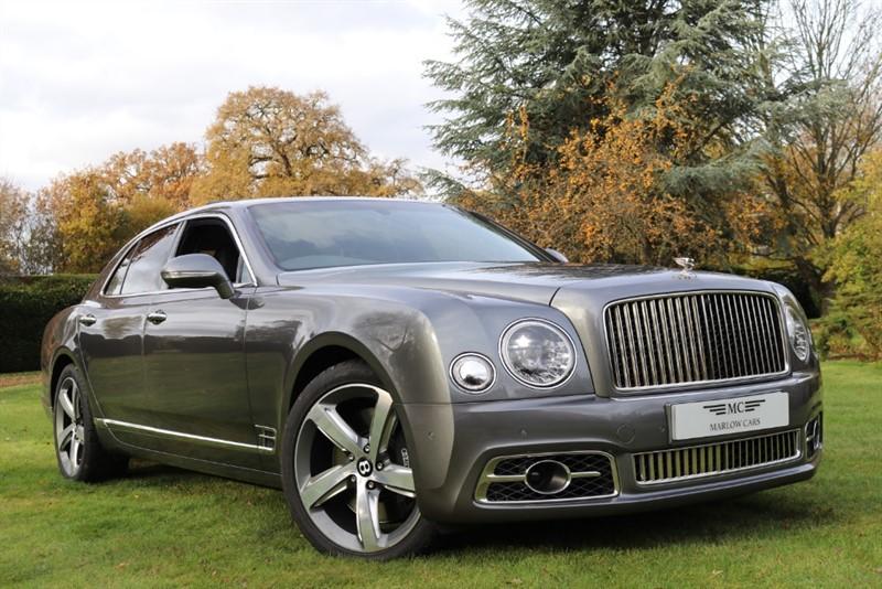 used Bentley Mulsanne V8 SPEED in marlow-buckinghamshire
